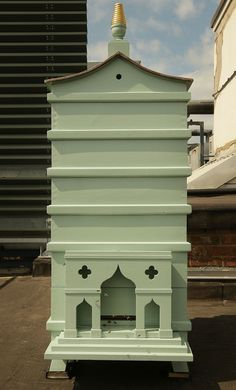 Fortnum and Mason behive